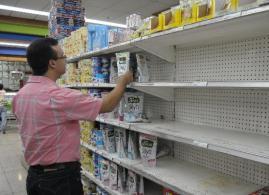 Recorrido por Supermercados de la ciudad Central Madeirense San Diego