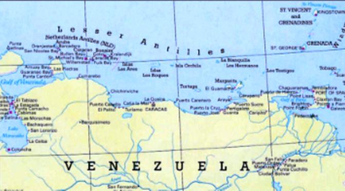Viene un Tsunami para Venezuela