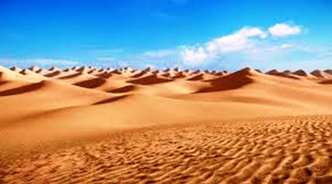 Desierto para Venezuela