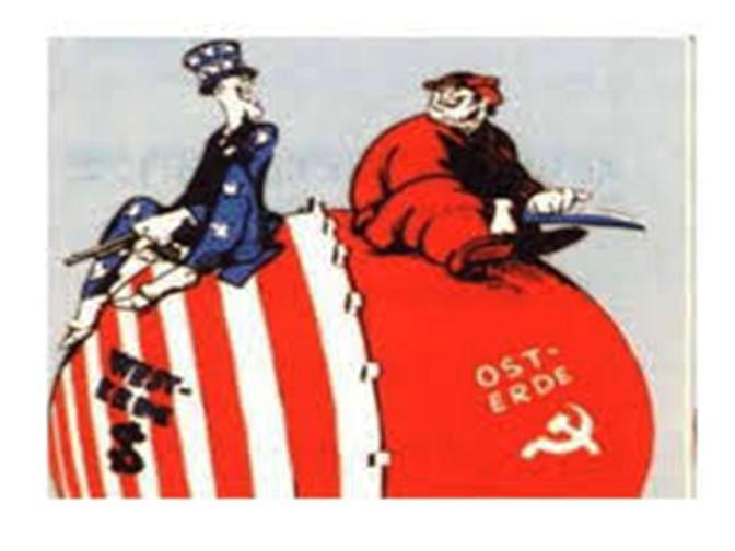 Guerra Fría entre Venezuela Y EE.UU.