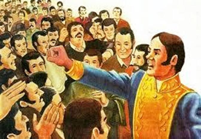 Profecia sobre acontecimientos en Venezuela