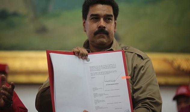 Profecía: Leyes arbitrarias en Venezuela.