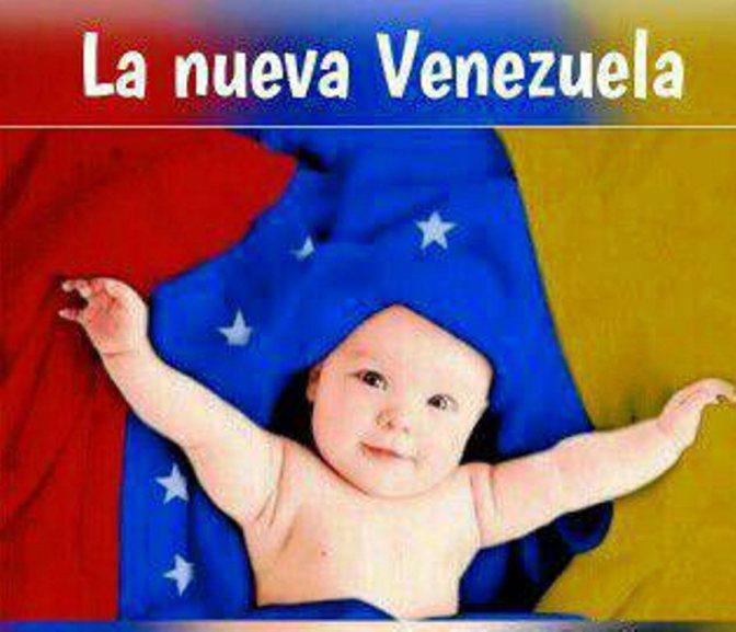 Profecía sobre el nacimiento de Venezuela. Septiembre 2.018