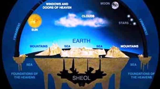 Versículos que describen la Tierra Plana