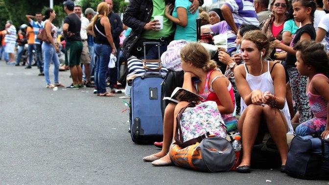 Expulsión de los Extrangeros en Venezuela. Medidas preventivas…