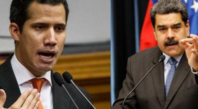 Mensaje para Venezuela: FIN de Guaidó y Maduro…